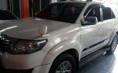 Mobil Toyota Fortuner 2013 G Luxury dijual, Kalimantan Selatan