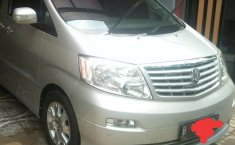Mobil Toyota Alphard 2005 G dijual, Jawa Barat