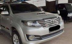 Jual cepat Toyota Fortuner G 2010 di Jambi