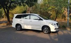 Jual mobil Toyota Kijang Innova V Luxury 2015 bekas, Banten