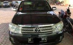 Jual cepat Toyota Fortuner G 2010 di DKI Jakarta