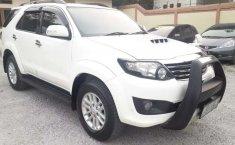 Jual Toyota Fortuner G 2013 harga murah di Riau