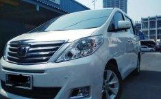Mobil Toyota Alphard 2012 G terbaik di DKI Jakarta