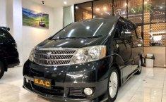 Jawa Timur, Toyota Alphard G 2004 kondisi terawat