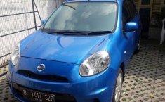 Nissan March 2012 DKI Jakarta dijual dengan harga termurah