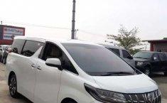 Jual Toyota Alphard X 2018 harga murah di Riau