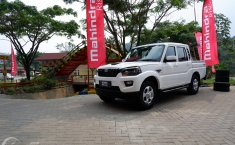 Mendobrak Pasar Lewat Harga, Berikut Kelebihan Dan Kekurangan Mahindra Scorpio Pikup S6 Dual Cabin 2019