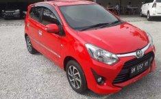 Jual mobil Toyota Agya G 2018 bekas, Riau