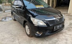 Mobil Toyota Kijang Innova 2011 G Luxury dijual, Sumatra Selatan