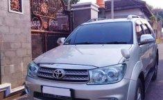 Dijual mobil bekas Toyota Fortuner G, Lampung