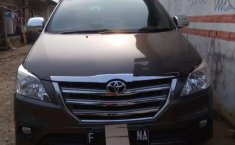 Jawa Barat, jual mobil Toyota Kijang Innova 2.0 G 2015 dengan harga terjangkau