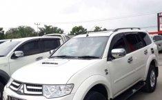 Mobil Mitsubishi Pajero Sport 2013 Dakar dijual, Riau