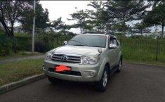 Jual cepat Toyota Fortuner G 2009 di Jawa Barat