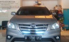 Jual mobil Toyota Kijang Innova 2.0 G 2015 murah di Jawa Barat