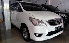 Dijual mobil bekas Toyota Kijang Innova 2.5 G 2013, Sumatra Utara