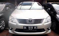 Jual mobil Toyota Kijang Innova 2.5 G 2011 bekas di Sumatra Utara
