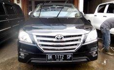 Jual cepat Toyota Kijang Innova 2.5 G 2015 di Sumatra Utara