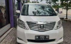 Jual Toyota Alphard X 2009 harga murah di Riau