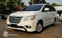 DKI Jakarta, jual mobil Toyota Kijang Innova V Luxury 2014 dengan harga terjangkau