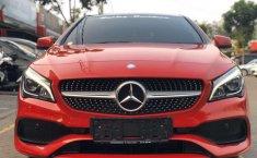 Jual mobil Mercedes-Benz CLA 200 2016 bekas, DKI Jakarta