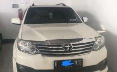 Jual Toyota Fortuner G Luxury 2013 harga murah di DKI Jakarta