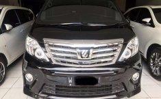 Jawa Timur, Toyota Alphard SC 2014 kondisi terawat