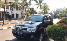 Jual mobil bekas murah Toyota Fortuner G 2010 di DKI Jakarta