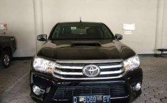 Mobil Toyota Hilux 2015 G dijual, Jawa Barat