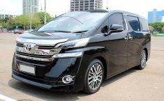 Jual mobil bekas murah Toyota Vellfire G ATPM 2017 di DKI Jakarta