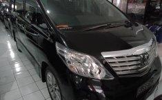Jual mobil Toyota Alphard 2.4 Z Aless 2011 bekas di DIY Yogyakarta