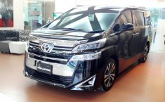 Toyota Vellfire G 2019 terbaik di DKI Jakarta