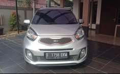Mobil Kia Picanto 2014 1.2 NA dijual, Jawa Barat