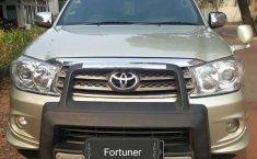 Mobil Toyota Fortuner 2010 G terbaik di Banten