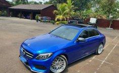 Jual mobil Mercedes-Benz C-Class C250 AMG 2017 bekas, Jawa Barat