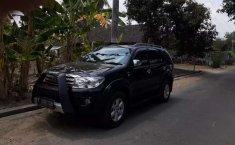 Jual mobil bekas murah Toyota Fortuner G 2010 di DIY Yogyakarta