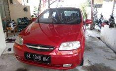 Jual mobil bekas murah Chevrolet Aveo 2004 di Sumatra Barat