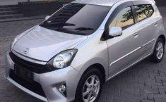 Mobil Daihatsu Ayla 2017 X dijual, Jawa Timur