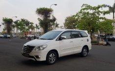 Jual mobil Toyota Kijang Innova 2.0 G 2014 bekas di DKI Jakarta