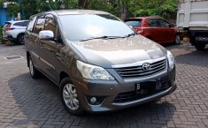 Jual mobil bekas Toyota Kijang Innova 2.4 E Diesel Manual 2012 di DKI Jakarta