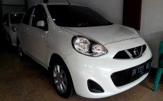 Jual mobil Nissan March 1.2 Manual 2014 dengan harga murah di Sumatra Utara