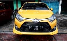 Jual mobil bekas Toyota Agya 1.2 TRD Sportivo 2017 di Sumatera Utara
