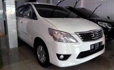 Jual mobil bekas murah Toyota Kijang Innova 2.5 G 2013 di Sumatra Utara