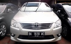 Mobil Toyota Kijang Innova 2.5 G 2011 dijual, Sumatra Utara