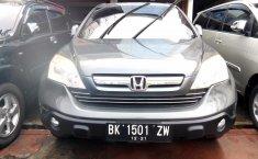 Jual mobil bekas Honda CR-V 2.4 2009 dengan harga murah di Sumatra Utara
