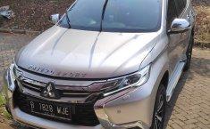 Jual mobil Mitsubishi Pajero Sport Dakar 2017 terawat di Banten