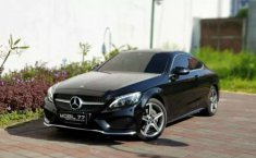 Mercedes-Benz C-Class 2017 Jawa Barat dijual dengan harga termurah