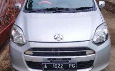 Jual Daihatsu Ayla M 2013 harga murah di Banten