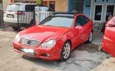 Mobil Mercedes-Benz CLC 2003 200 terbaik di DKI Jakarta