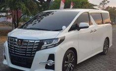 Mobil Toyota Alphard 2015 X dijual, Jawa Timur
