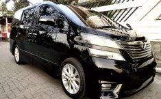 Jawa Timur, jual mobil Toyota Vellfire Z 2010 dengan harga terjangkau